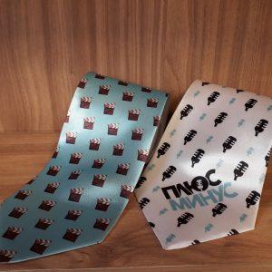 Вратовръзка с лого