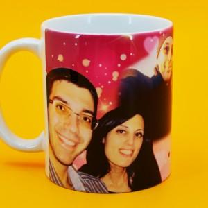 чаша със снимка, подарък за рожден ден