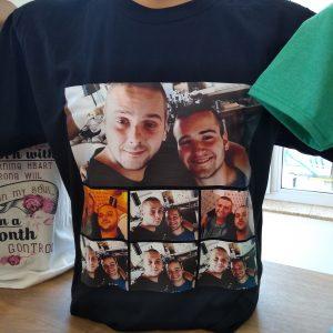 Тениски със снимка